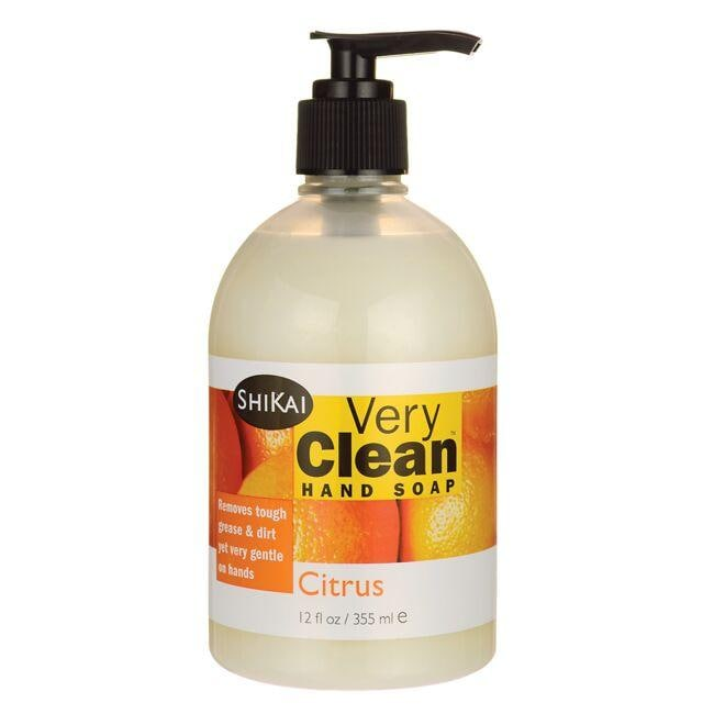 ShiKai Very Clean Hand Soap - Citrus
