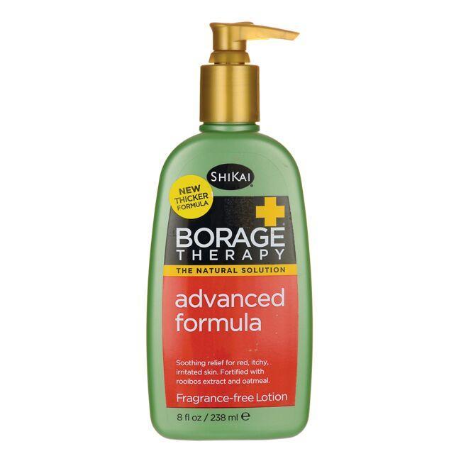 ShiKaiBorage Therapy Lotion Advanced Formula - Fragrance-Free