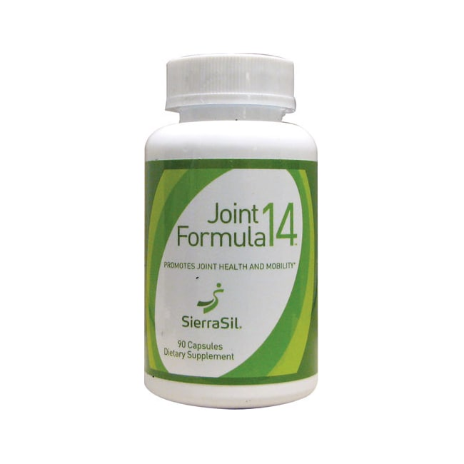 Sierrasil Health Inc.Joint Formula 14