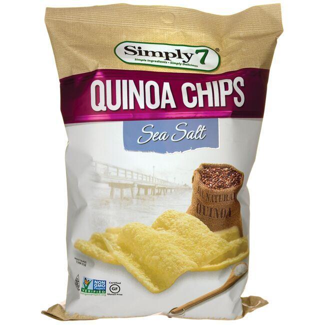 Simply 7Quinoa Chips - Sea Salt