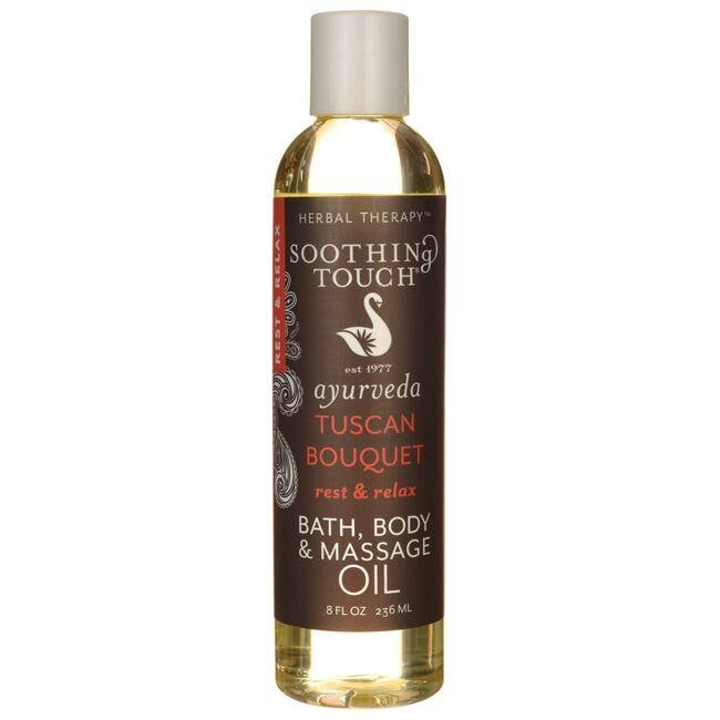 Soothing TouchBath, Body and Massage Oil - Rest & Relax