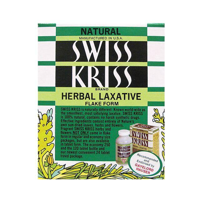 Swiss KrissHerbal Laxative Flakes