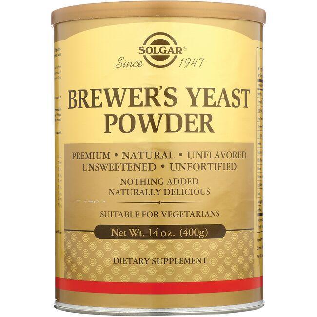 SolgarBrewer's Yeast Powder