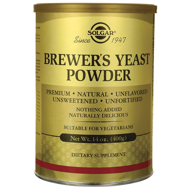 SolgarBrewer's Yeast Powder