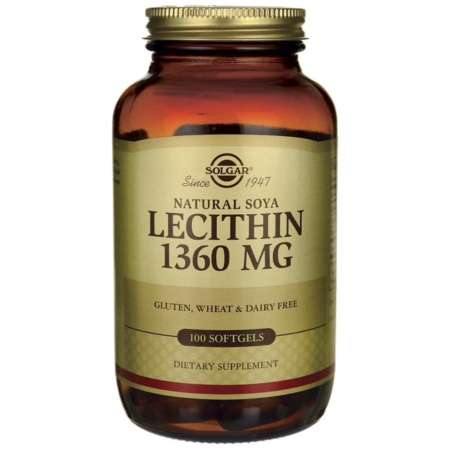 SolgarLecithin