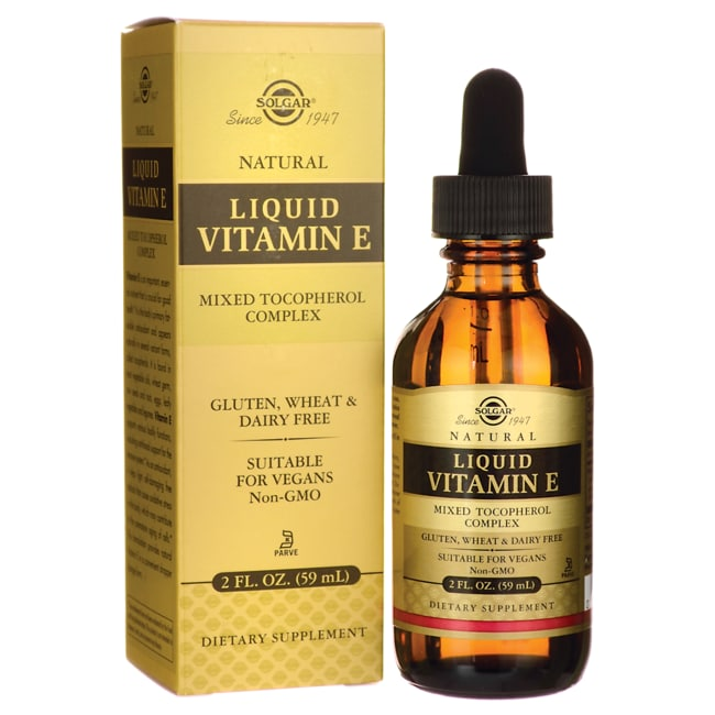 SolgarLiquid Vitamin E