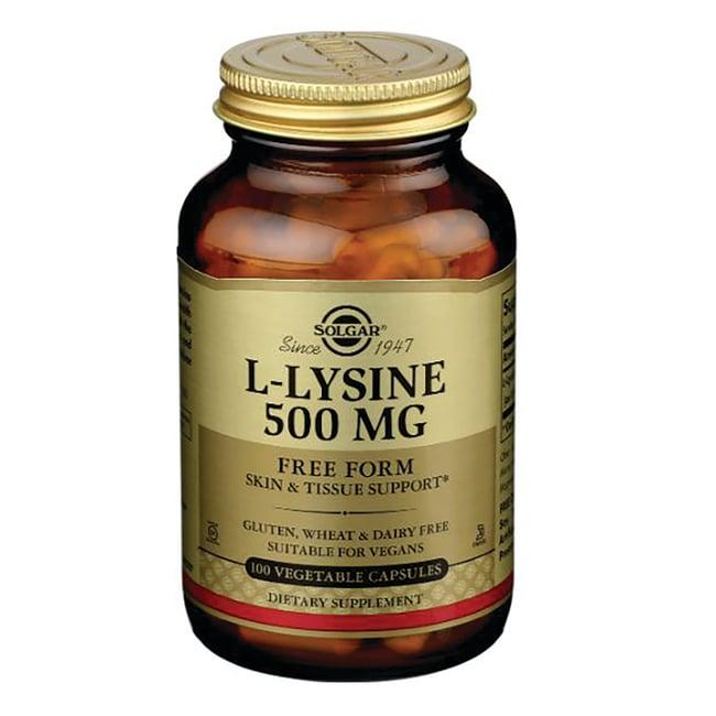 SolgarL-Lysine