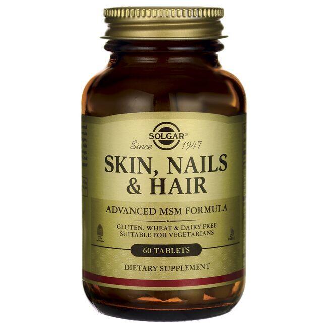 SolgarSkin, Nails & Hair