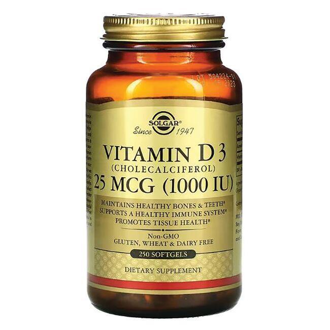SolgarVitamin D3 (Cholecalciferol)