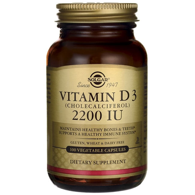 Cholecalciferol vitamin d3