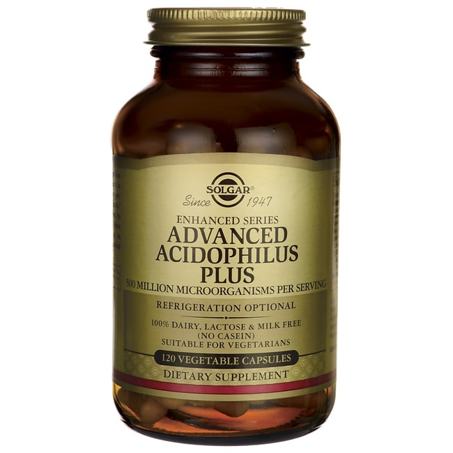 SolgarAdvanced Acidophilus Plus