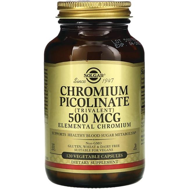 SolgarChromium Picolinate