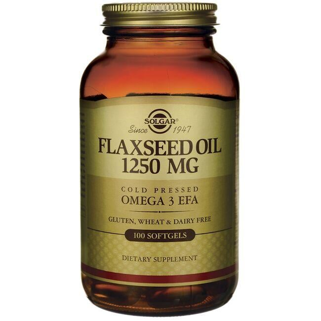 SolgarFlaxseed Oil