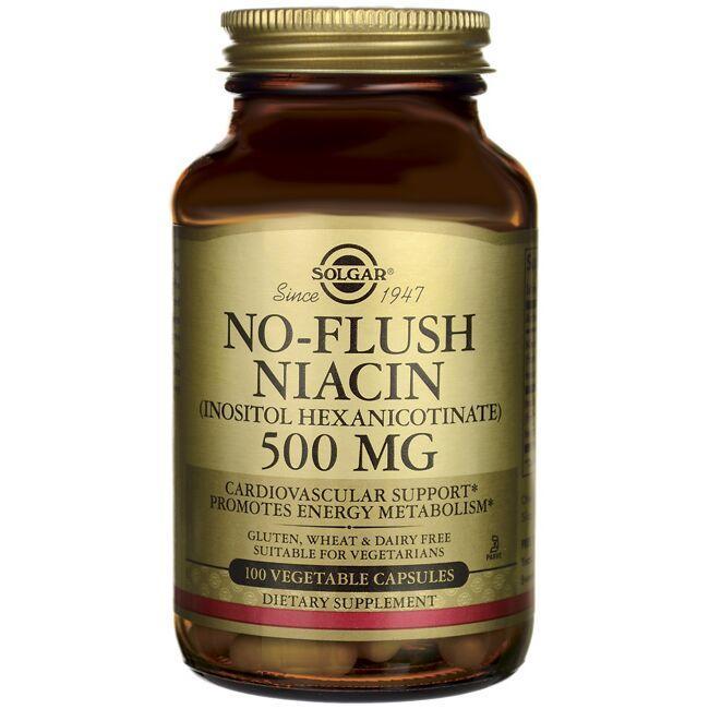 SolgarNo-Flush Niacin