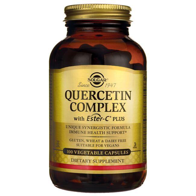 SolgarQuercetin Complex with Ester-C Plus