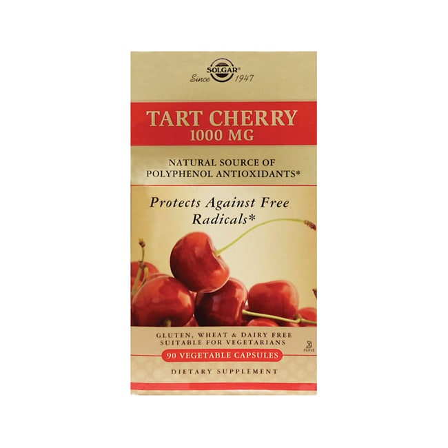 Solgar Tart Cherry