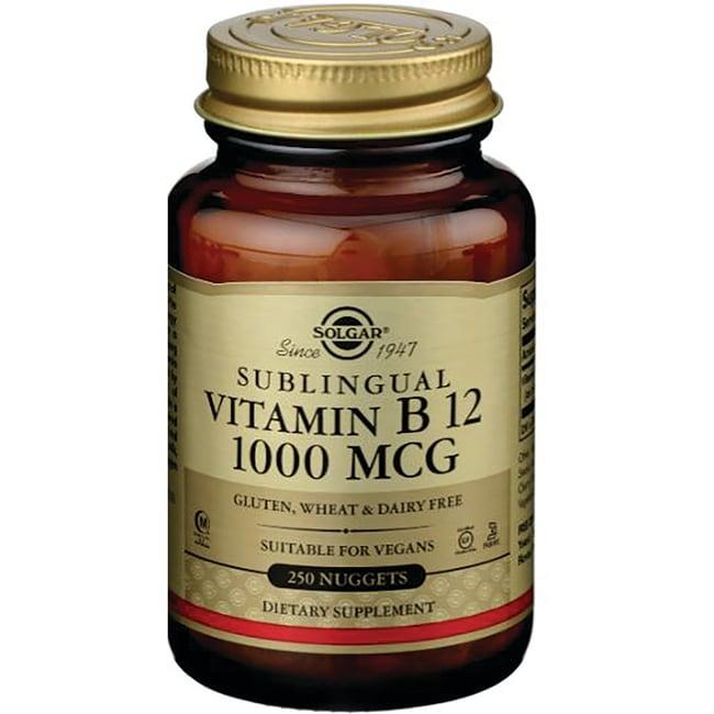 SolgarSublingual Vitamin B 12