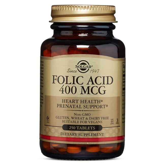 SolgarFolic Acid