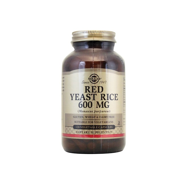 Solgar Red Yeast Rice