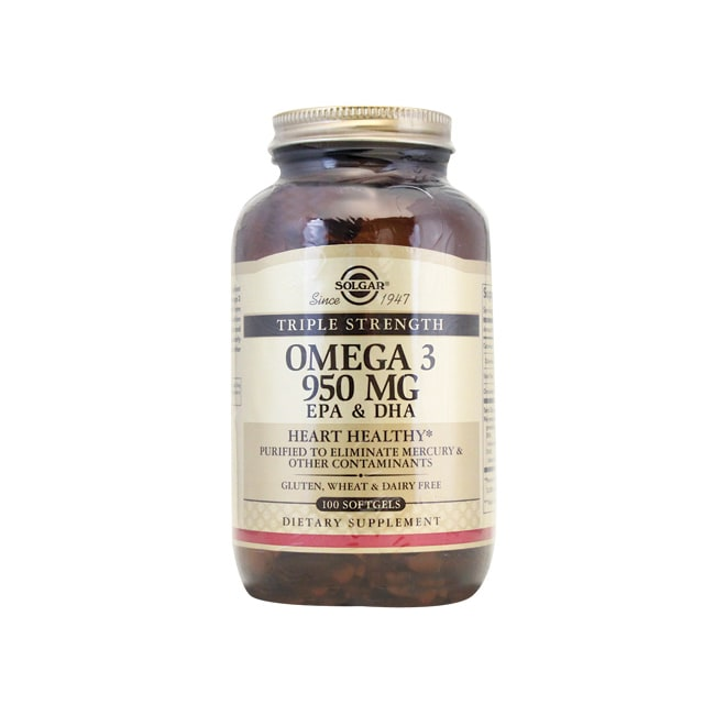 Solgar Triple Strength Omega 3