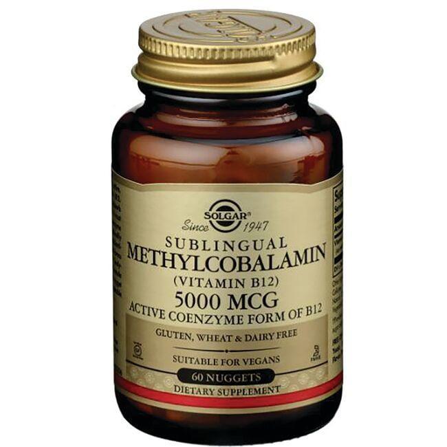 SolgarSublingual Methylcobalamin (Vitamin B12)