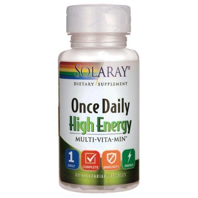 SolarayOnce Daily High Energy