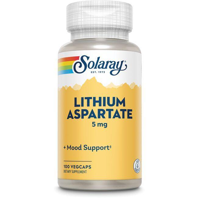 SolarayLithium Aspartate