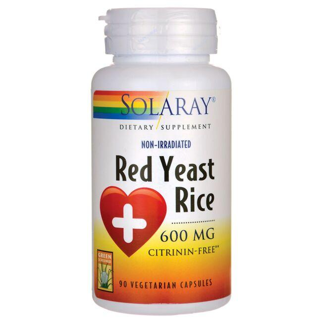 SolarayRed Yeast Rice