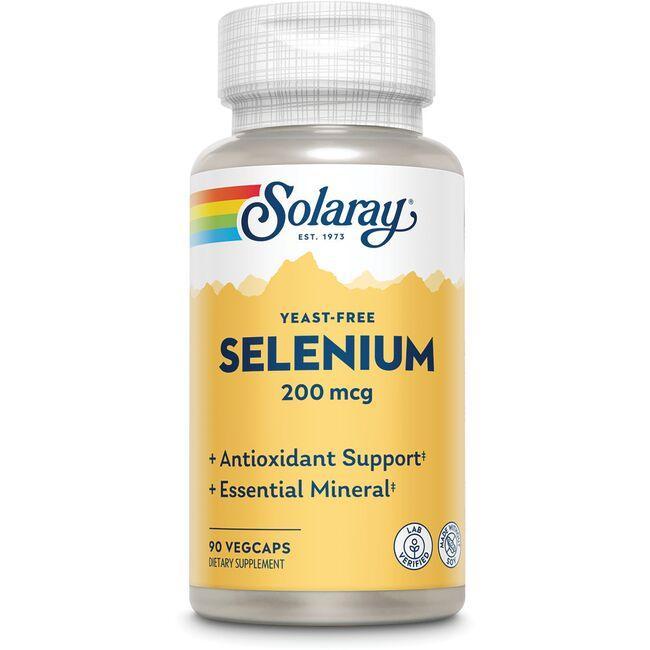SolaraySelenium Yeast Free