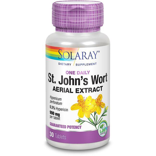 Solaray St. John's Wort One Daily