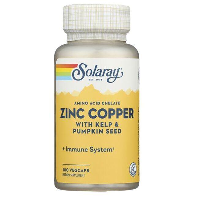 SolarayZinc Copper