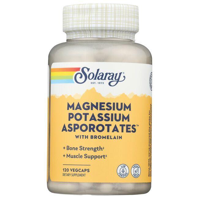 SolarayMagnesium and Potassium Asporotates