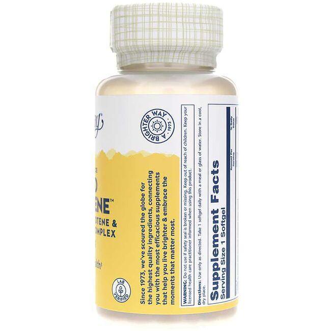 SolarayFood Carotene Close Up