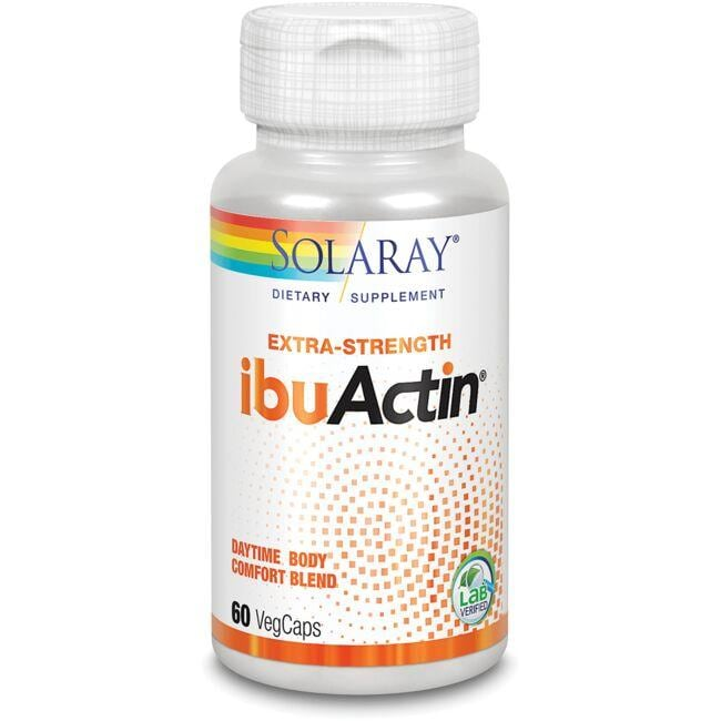 Solaray IbuActin Extra-Strength