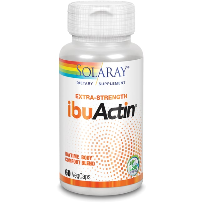 SolarayIbuActin Extra-Strength
