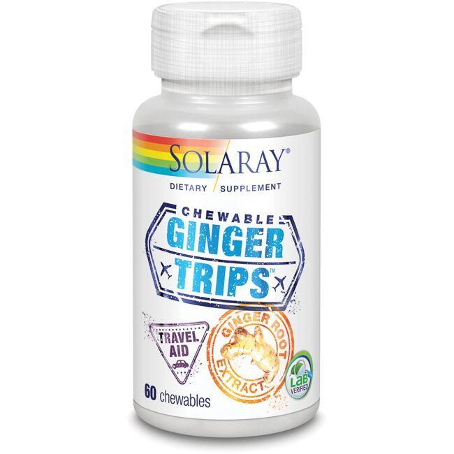 SolarayGinger Trips Chewable