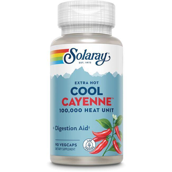 SolarayCool Cayenne Extra Hot