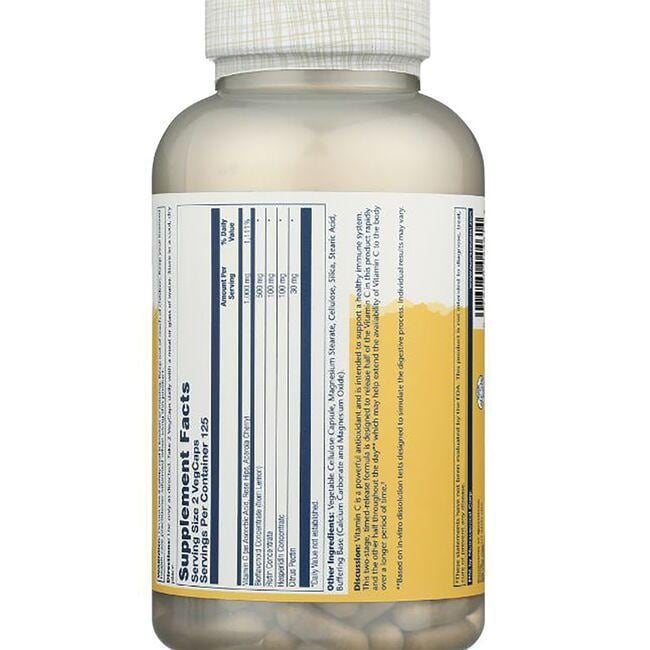 SolarayTimed Release Super Bio C - Buffered Close Up