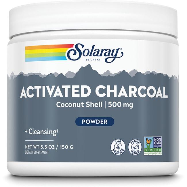 SolarayActivated Coconut Charcoal