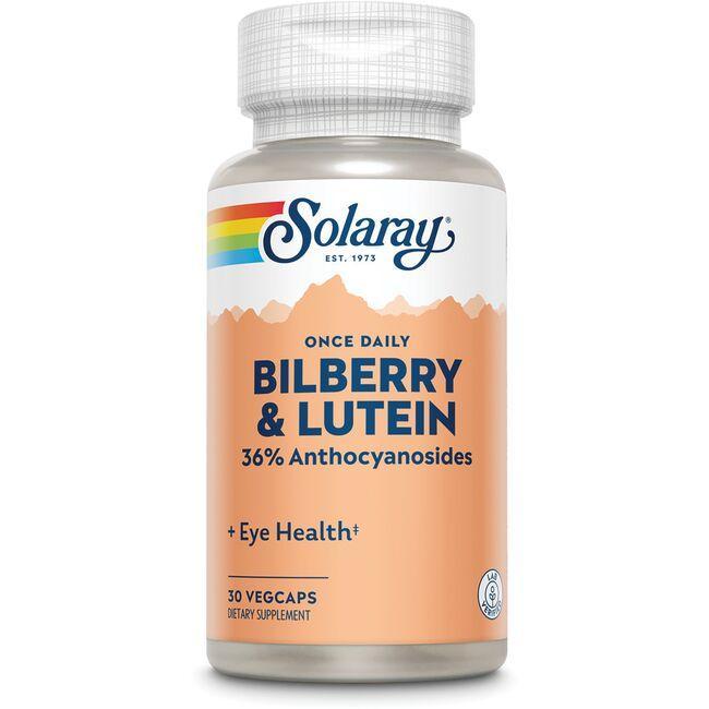 SolarayBilberry & Lutein One Daily