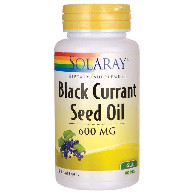 SolarayBlack Currant Seed Oil