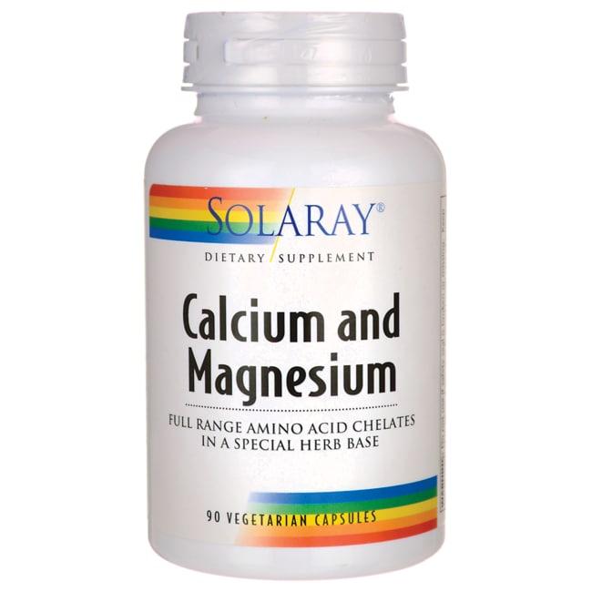 SolarayCalcium and Magnesium