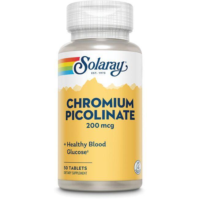 SolarayChromium Picolinate