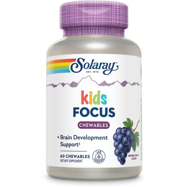 SolarayFocus for Children - Grape