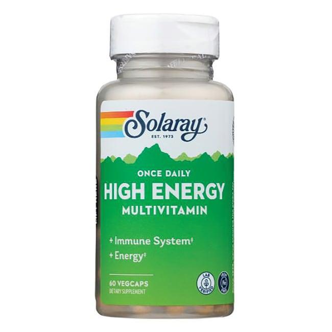 SolarayIron Free Once Daily High Energy Multi-Vita-Min