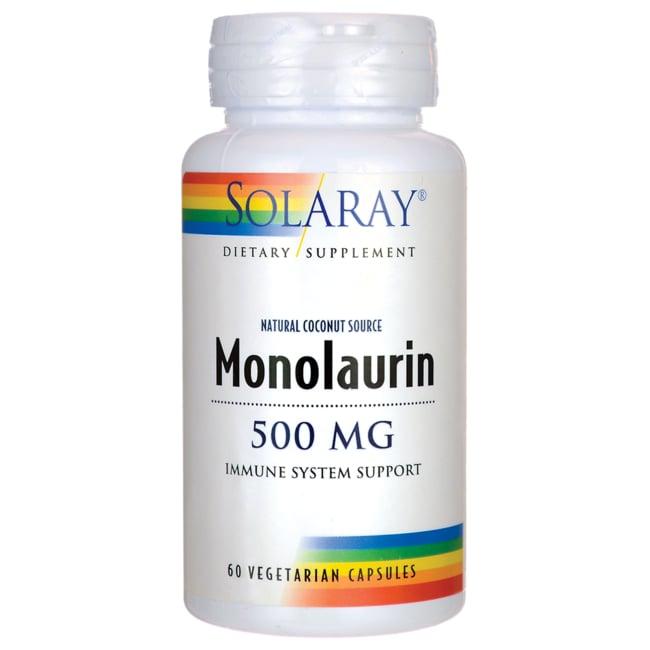 Solaray monolaurin