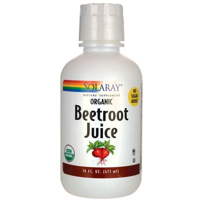 Solaray Organic Beetroot Juice