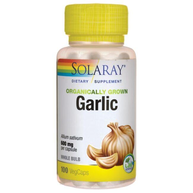 SolarayOrganically Grown Garlic
