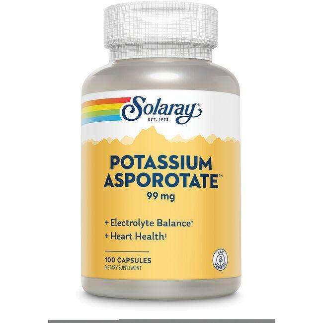 SolarayPotassium Asporotate
