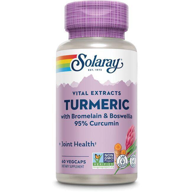 SolarayAdvanced Formula Turmeric Root Extract